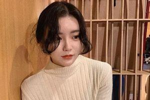 'Lột xác' thành gái Hàn với kiểu tóc mái mưa dễ tạo kiểu