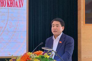 Chủ tịch TP. Hà Nội nói về việc làm sạch sông Tô Lịch: Không để một ai vào đây làm trò đùa cho thiên hạ
