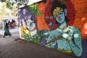 Điều gì làm cho khu ổ chuột ở New Delhi trở nên khác biệt?