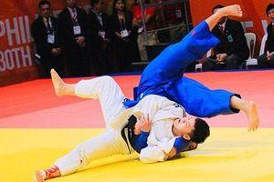 SEA Games 30: Lê Anh Tài giành Huy chương Vàng Judo hạng dưới 90kg của nam