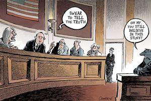 Chuyện luận tội phế truất Tổng thống Mỹ: Trước gắng, sau cố