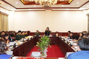 Dự thảo Luật Biên phòng Việt Nam đáp ứng yêu cầu trình Quốc hội cho ý kiến