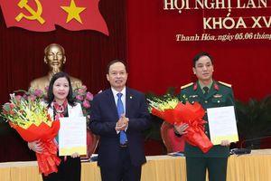 Bản tin 8H: Ban Bí thư Trung ương Đảng chuẩn y nhân sự mới