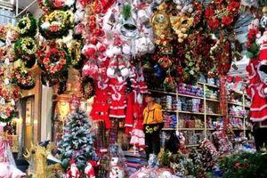 Thị trường Giáng sinh năm nay hàng Việt được ưu tiên lựa chọn