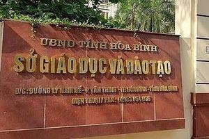 Hối lộ để sửa điểm thi: Một giáo viên ở Hòa Bình bị khai trừ ra khỏi Đảng