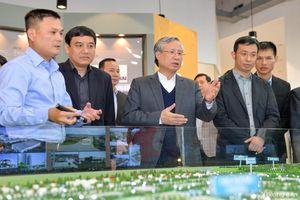 Đồng chí Trần Quốc Vượng mong muốn VSIP Nghệ An sẽ góp phần tạo ra cú hích cho tỉnh