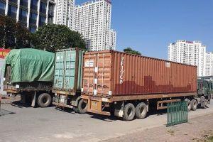 Bắt hơn 100 tấn nguyên liệu làm thuốc Bắc nhập lậu từ Trung Quốc