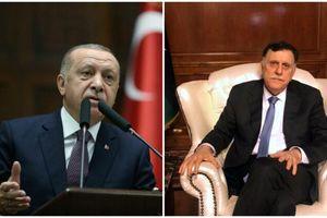 Hy Lạp tức giận về thỏa thuận biên giới trên biển Libya-Thổ Nhĩ Kỳ