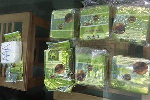 Xác định 7 gói vuông người dân nhặt được trên bãi biển Quảng Trị là ma túy