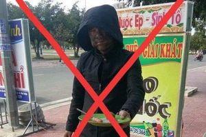 Gia Lai: Hé lộ bất ngờ về thanh mặc đồ đen, bôi đen mặt bị công an mời làm việc