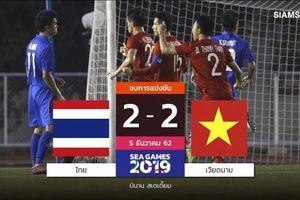 Báo chí và người hâm mộ Thái Lan nói gì về việc bị U22 Việt Nam cho 'xách vali về nước'?