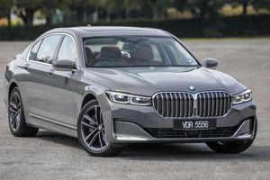 BMW 740Li mới tại Việt Nam có giá bán cao hơn Malaysia 2,3 tỷ đồng