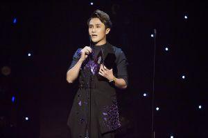 Huỳnh Lập nhận giải 'Nhà sáng tạo nội dung truyền cảm hứng của năm'