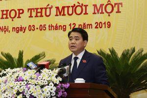 Chủ tịch Hà Nội: Xử nghiêm cán bộ công an làm ngơ, bảo kê 'tín dụng đen'
