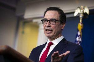 Bộ trưởng tài chính Mỹ: Trung Quốc giàu rồi không nên hưởng vay ưu đãi của WB