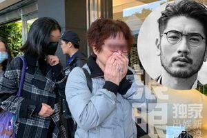 Fan khóc ngất khi đến viếng Cao Dĩ Tường
