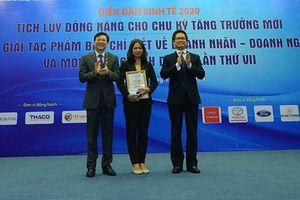 Báo Đầu tư đạt giải A Giải báo chí viết về doanh nghiệp – doanh nhân
