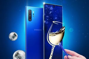 Samsung giới thiệu hai phiên bản màu sắc mới cho Galaxy Note 10