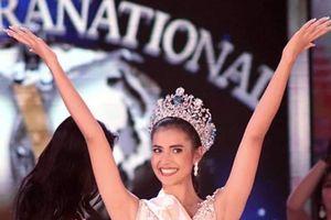 Thái Lan đăng quang Hoa hậu Siêu quốc gia Ngọc Châu lọt top 10