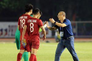 U-22 Việt Nam có quan trọng thủ môn nào ra sân gặp Campuchia?