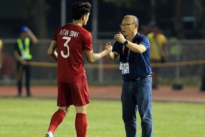 Ông Park sợ gì nhất khi vào chung kết SEA Games với Indonesia?