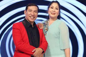 Hồng Vân đòi đánh Quang Thắng vì trả lời sai ở game show