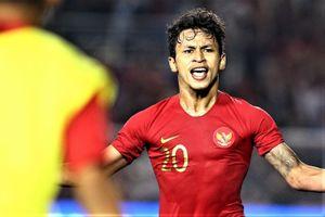 Osvaldo Haay đưa U22 Indonesia vươn lên dẫn bàn ở hiệp phụ