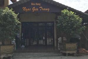 Sẽ cưỡng chế Gia Trang quán - Tràm Chim Resort trong quý I/2020