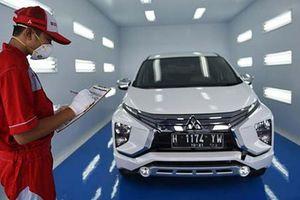 Mitsubishi tiếp tục triệu hồi xe giá rẻ Xpander vì lỗi bơm xăng