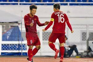 Trực tiếp U22 Việt Nam 3-0 U22 Campuchia: Tiến Linh, Đức Chinh thi nhau lập công