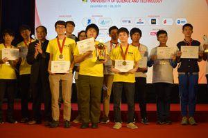 Kỳ thi Olympic Tin học Sinh viên Việt Nam: Trường ĐH Bách khoa (ĐH Đà Nẵng) đạt hai giải Nhất đồng đội