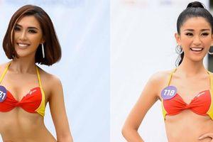 Những 'kỷ lục' số đo của thí sinh Hoa hậu Hoàn vũ VN