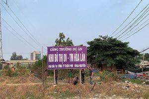 Vụ việc liên quan tới Dự án Khu dân cư Hòa Lân: Công ty Kim Oanh không phải là chủ đầu tư của dự án