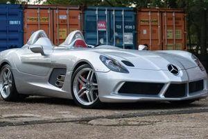 Siêu xe Mercedes-Benz đi 507 km được bán lại giá 2,55 triệu USD