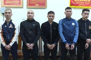 Bắc Ninh: Bắt nhóm tổ chức đánh bạc và cá độ bóng đá gần 100 tỷ đồng