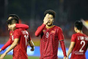 Video bàn thắng U22 Việt Nam 4-0 U22 Campuchia