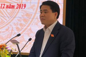 Chủ tịch Hà Nội 'phản pháo' công ty Nhật xử lý ô nhiễm sông Tô Lịch
