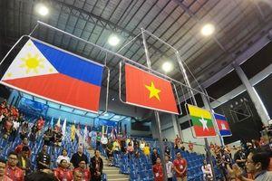 Báo Philippines lo lắng vì SEA Games tới Việt Nam không tổ chức thi Võ gậy