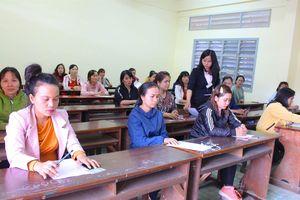Tuyển dụng đặc cách giáo viên - chính sách nhân văn