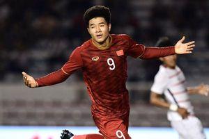 Trực tiếp bóng đá SEA Games 30 Việt Nam vs Campuchia: Đức Chinh tỏa sáng