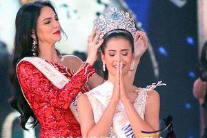 Người đẹp Thái Lan đăng quang, Ngọc Châu lọt top 10 Hoa hậu Siêu quốc gia 2019