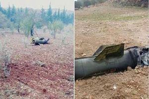Idlib rung chuyển vì tên lửa đạn đạo của SAA