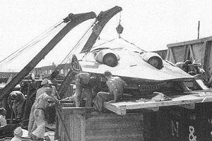 Thực hư tiêm kích tàng hình đầu tiên do Đức chế tạo trong Thế chiến 2