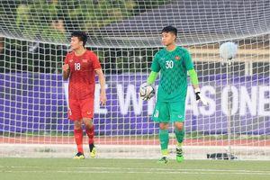 U22 Việt Nam và nỗi lo sai lầm cá nhân trước trận gặp Campuchia