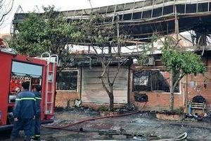 Cháy quán ăn lúc rạng sáng, 4 người tử vong