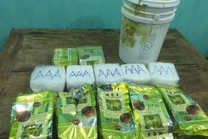 Quảng Trị: Khởi tố vụ án hình, điều tra làm rõ số lượng lớn ma túy trôi dạt vào bờ biển
