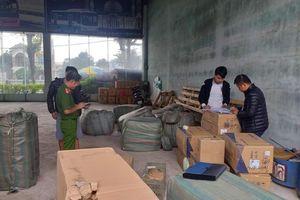 Đà Nẵng: Thu giữ gần 150 kiện hàng không rõ xuất xứ nguồn gốc