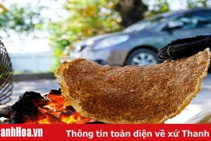Bánh đa Minh Châu: Món quà quê dân dã