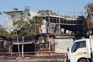 Vĩnh Phúc: Cháy quán lẩu khiến 4 người thiệt mạng