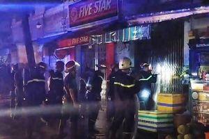 2 người phụ nữ và 1 cháu bé chết cháy thương tâm ở Sài Gòn